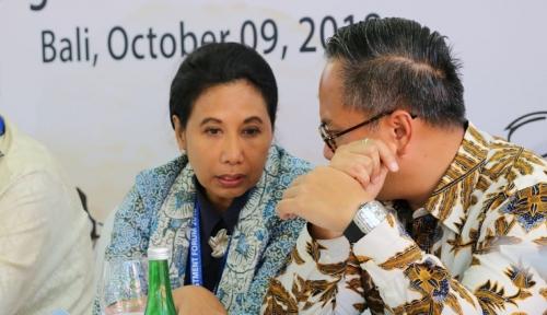 Foto Alasan Menteri BUMN Soal Utang, Mulai dari Pembangunan Nasional Hingga Setoran ke Negara