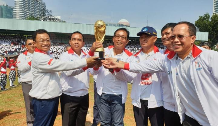 Foto Berita BRI Dukung Kompetisi Sepak Bola Pelajar Indonesia