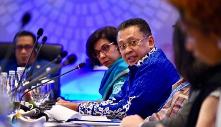 Foto Berita Bamsoet Bela Tito Karnavian dari Tudingan Miring