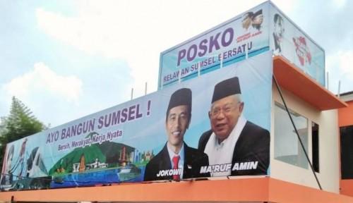 Foto TKN Jokowi-Maruf Rilis JokowiApp dan 'Merchandise'