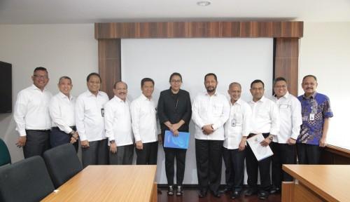 Foto Kementerian BUMN Rombak Susunan Direksi Bulog