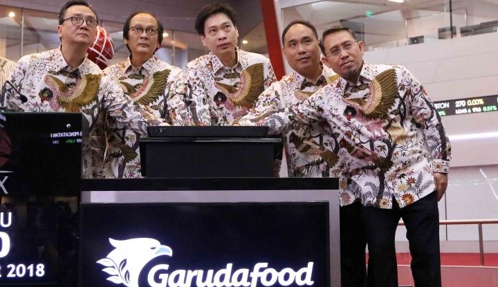 Siasat GarudaFood Hadapi eCommerce - Warta Ekonomi