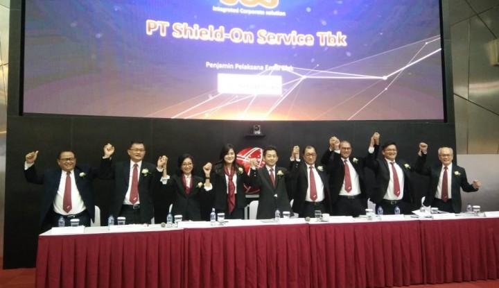 Foto Berita Lelang 23,04% Saham, SOS Incar Dana Rp41,25 M