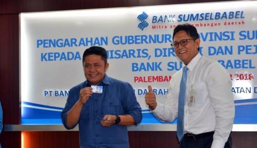 Foto Di Hadapan Gubernur Sumsel, Dirut BSB Paparkan Ini