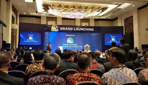 Foto 2018, CT Targetkan Unique Visitor CNBC Indonesia 400 Ribu/Hari