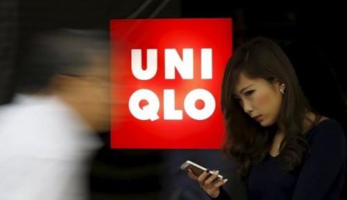 Foto Wow, Uniqlo Luncurkan Gudang Otomatis