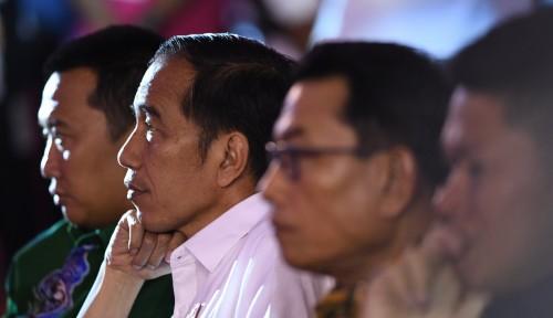 Foto Jokowi Ajak PKB Tangkal Isu-Isu Hoaks
