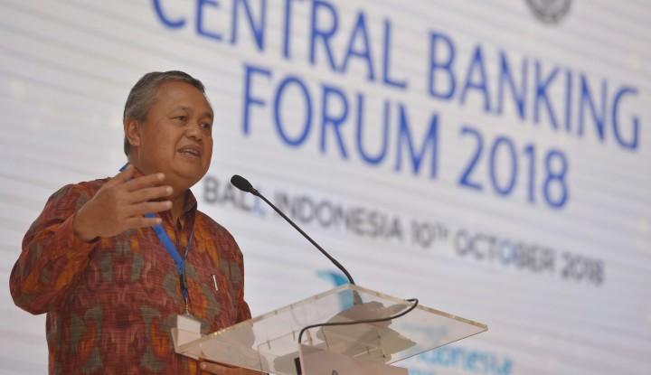 BI dan MAS Kerja Sama Local Currency Swap Senilai US$10 Miliar - Warta Ekonomi