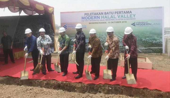 Modernland Bangun Kawasan Industri Seluas 500 Hektare - Warta Ekonomi