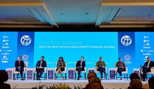 Foto Investree Hadir dalam Innovation Showcase AM IMF-WBG 2018