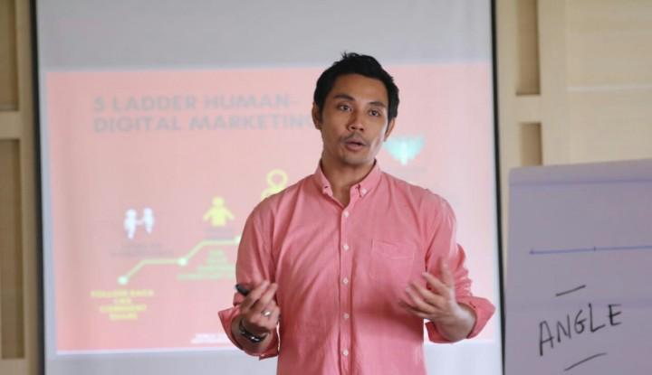 Foto Berita Digital Marketing, Lebih dari Sekadar Konten Digital