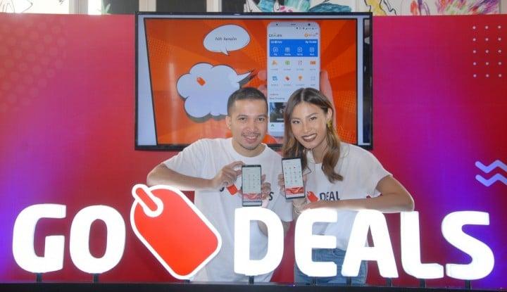 Foto Berita Go-Deals, Mobile Marketplace Terbaru dari Go-Jek