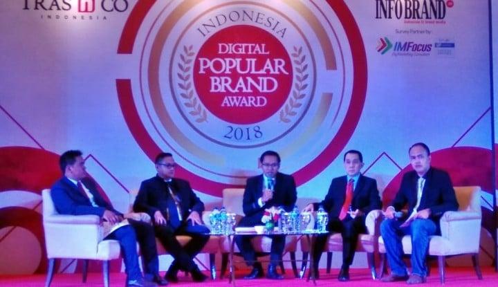Membangun Popularitas Brand di Dunia Digital - Warta Ekonomi