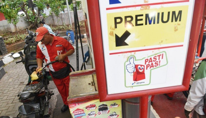 Penyaluran BBM-LPG Lampung Pasca Tsunami Aman - Warta Ekonomi