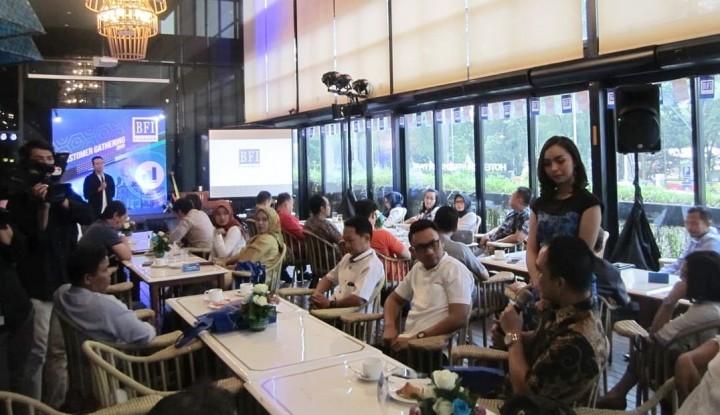 Foto Berita BFI Finance Apresiasi Konsumen Prioritas Lewat Customer Gathering