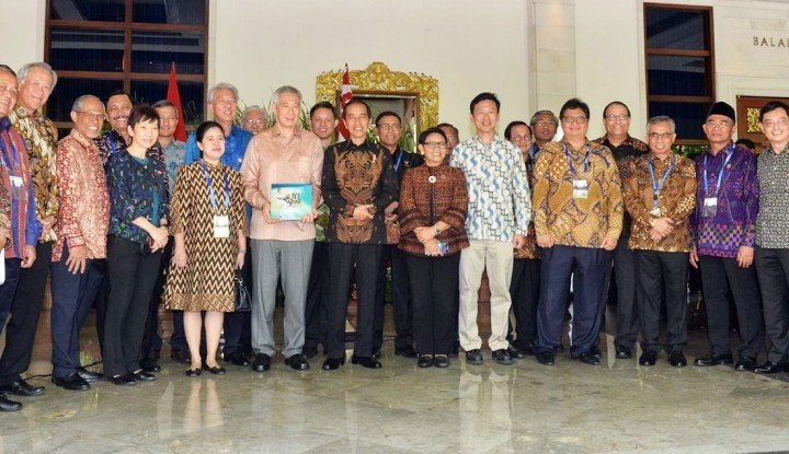 Foto Berita Yenny Wahid Gandeng Investor Arab Saudi untuk Biayai Infrastruktur Indonesia
