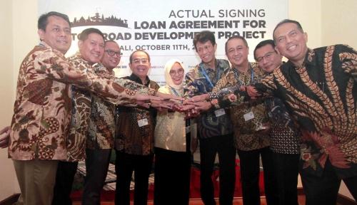 Foto Jurus Jitu Hutama Karya dalam Meramu Kinerja Keuangan
