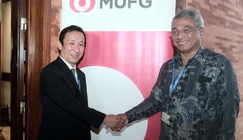 Foto MUFG dan BNI Berkomitmen Tingkatkan Transaksi Ekspor Indonesia
