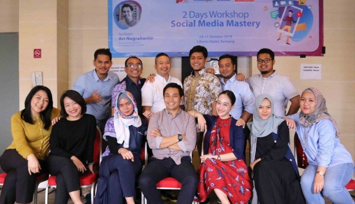 2 Days Workshop Social Media Mastery Sukses Digelar, Ini Kata Para Peserta - Warta Ekonomi