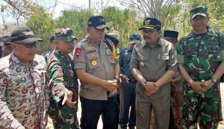 Foto Berita Reaksi Cepat Pemprov Jatim, Gandeng Polri dan TNI Tangani Gempa di Pulau Sapudi