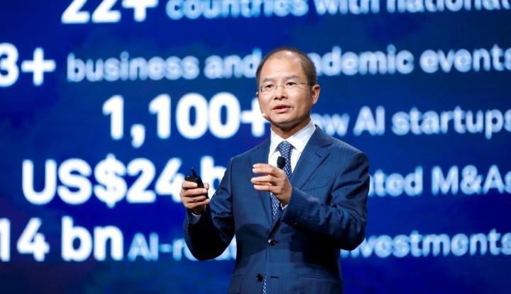 Strategi Masuki Era AI, Huawei Luncurkan Chip Ascend - Warta Ekonomi
