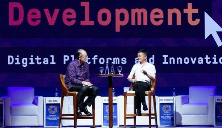 Jack Ma Sebut