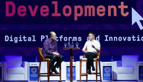 Foto Jack Ma Sebut