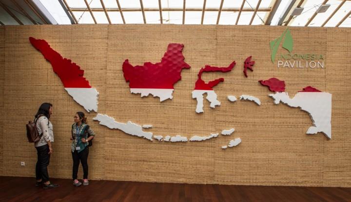 Foto Berita Di Pertemuan IMF-World Bank, Indonesia Pavilion Paparkan Peluang Investasi Infrastruktur