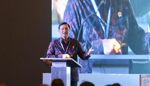 Foto Rencana Prabowo Naikkan Gaji PNS, Luhut: Jebol Itu APBN