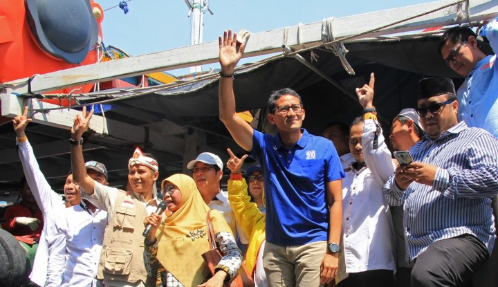 Foto Berita PAN Berbelok Dukung Jokowi, Jawaban Bang Sandi Bikin Lemas