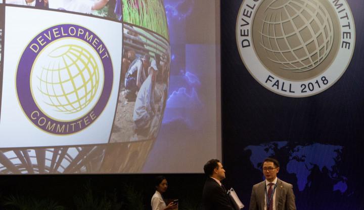 Foto Berita Development Committee IMF-WB Hasilkan 10 Poin Penting