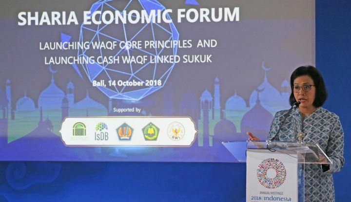 Foto Berita Jawab Tantangan Global, Peran Keuangan Syariah Makin Dibutuhkan