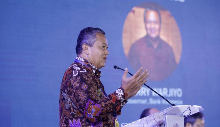 Foto Berita BI: Ekonomi Syariah Cocok untuk Pembangunan Berkelanjutan