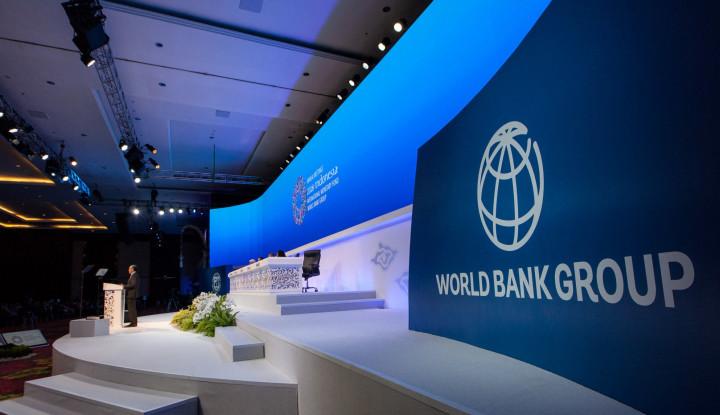 Foto Berita Soal Laporan Internal Bocor di Sosmed, Bank Dunia Beri Klarifikasi...