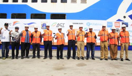 Foto ACT-ASDP Kerja Sama Kirim Logistik ke Palu