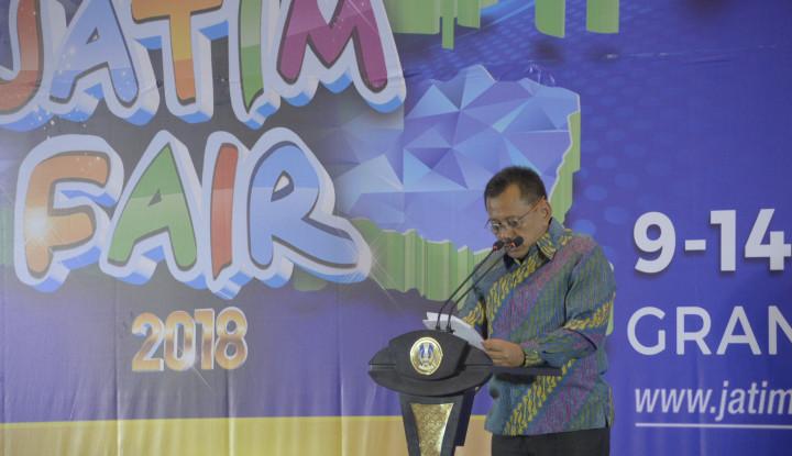 Foto Berita Resmi Ditutup, Jatim Fair 2018 Catat Nilai Transaksi Rp52,2 M