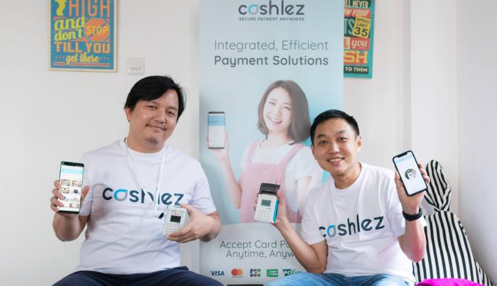 Foto Berita Kerja Sama dengan Visa, Cashlez Distribusikan mPOS ke Pelaku Usaha di Indonesia