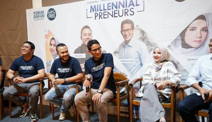 Foto Berita Tingkatkan Tren Entrepreneur Lewat