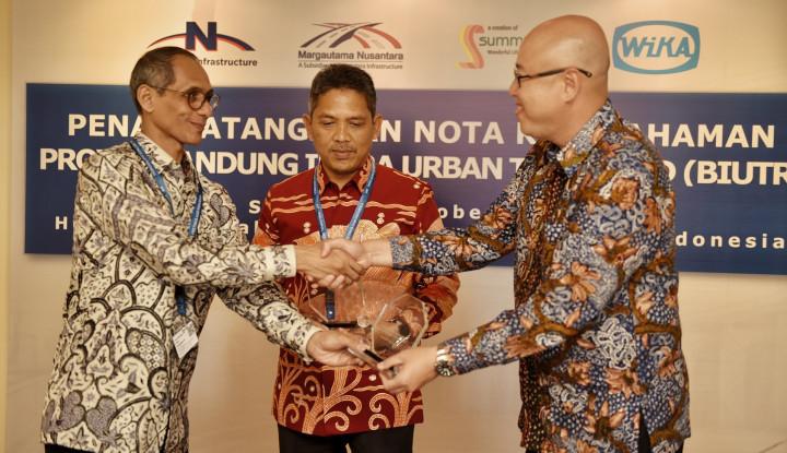 Foto Berita Summarecon Bakal Bangun Proyek Bandung Intra Urban Toll Road