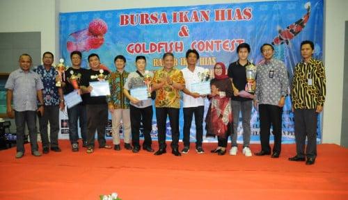 Foto KKP Dorong Peningkatan Kualitas Ikan Hias dalam Negeri
