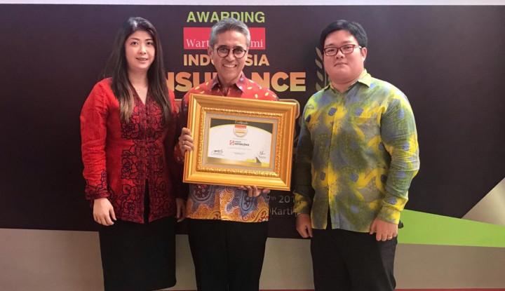 Foto Berita Premi Asuransi Simas Jiwa Melonjak 27,36% di Kuartal III