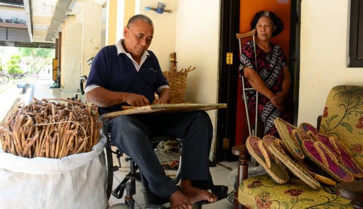 Foto Berita Penyandang Disabilitas Berpeluang Bekerja di Sektor Industri