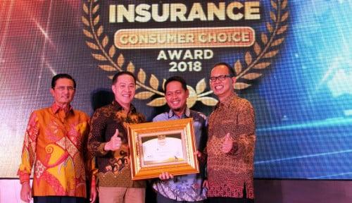Foto Sabet Insurance Consumer Choice Award 2018, Bos Kresna Mitra Bilang Begini