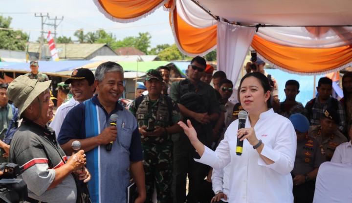 Foto Berita Puan Maharani Gelar Rapat Koordinasi Terkait Pencairan Dana untuk Korban Gempa Lombok