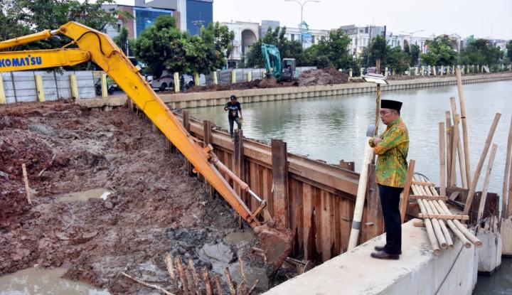 Foto Berita 2019, Ridwan Kamil Revitalisasi Kalimalang