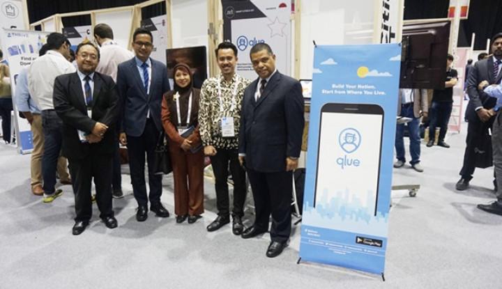 Foto Berita Kalahkan 300 Kompetitor, Qlue Sabet Penghargaan Best Mobility Project