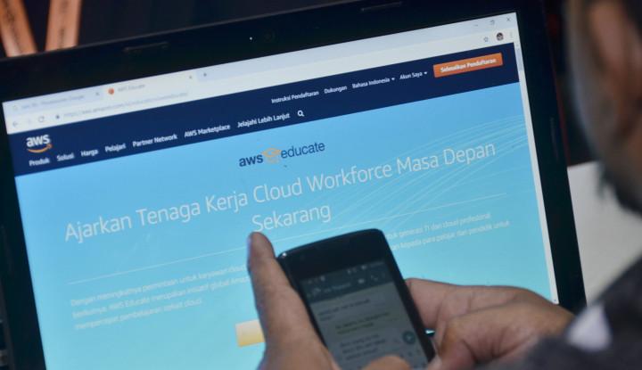 Bangun Region di Jakarta, Amazon Web Services Rekrut Talenta Indonesia. Berminat? - Warta Ekonomi