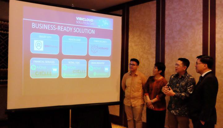 Foto Berita Dukung Revolusi Industri 4.0, VibiCloud Luncurkan Produk Baru