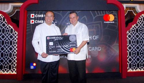 """Foto CIMB Niaga Luncurkan """"CIMB Niaga Syariah Platinum Card"""""""