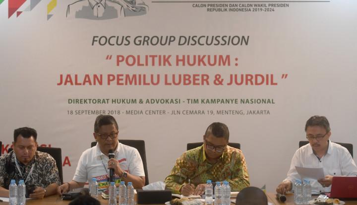 Foto Berita Syarat Jadi Donatur Jokowi-Ma'ruf, Nggak Nyangka Deh Alasannya